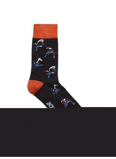 Jack & Jones Çorap Lacivert